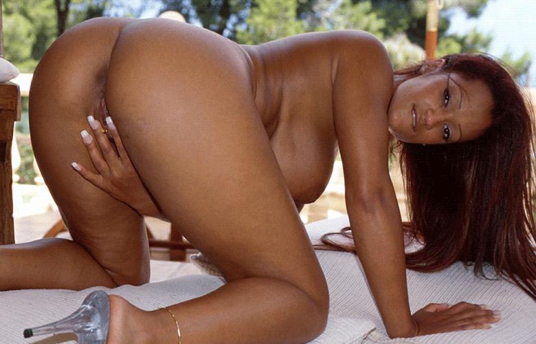 Heather vandeven using sex toy